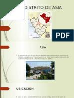 El Distrito de Asia