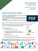 salem ymca fact sheet-1-1-1