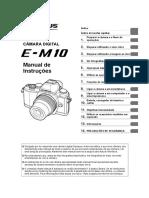 Manual Olympus EM10