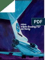 Publicidade Varig 1970