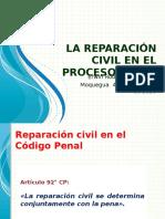 La Reparación Civil en El Proceso Penal 2222
