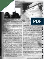 October Tide Interview 1996