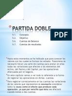 5 Partida Doble