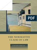 BERTEA, Stefano. the Normative Claim of Law