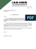 Demand Letter 2 Nidea