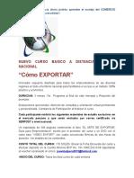 Curso a Distancia Como Exportar[1]