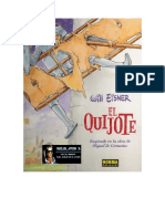 El Quijote.Will Eisner