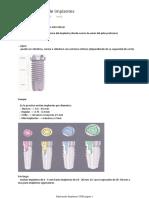 Generalidades de Implantes