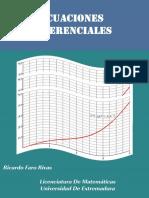 [Libro] Ecuaciones Diferenciales (Ricardo Faro).pdf