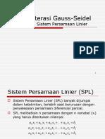 Metode Iterasi Gauss-Seidel.ppt