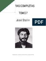 Stalin - Obras completas, Tomo VII.pdf