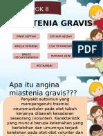 Ppt Miatenia Gravis