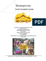 Decampur Official Guide 2014