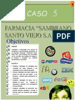 Caso 5 Farmacias S&S