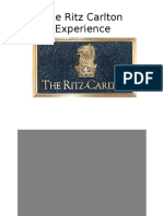 The Ritz Carleton Experience2