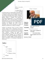 Hugo Achugar - Wikipedia, La Enciclopedia Libre