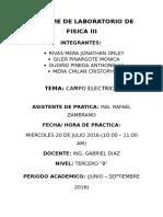 Informe Practica 2 Fisica 3