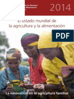 Agricultura Fao 2014