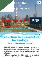 Superctrical Boiler