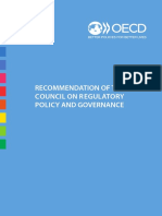 Annexure VIII OECDRegulatoryPolicy 26February2016
