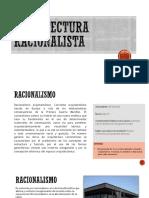 ARQUITECTURA-RACIONALISTA