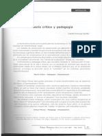 Teoría crítica y pedagogía.pdf
