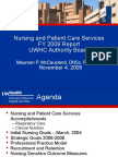 AB Nursing Patient Care 11 09