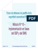 Oaci Sms m10 – Fases Del Sms (r13-A)