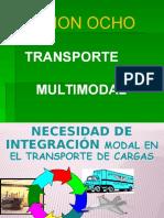 Sesion Ocho Transporte Multimodal