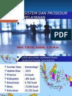 Sistem Dan Prosedur Pelayanan Di Desa