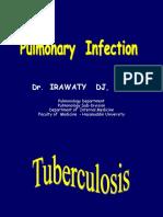 8 Feb Pulmonary Infection (TB Dkk)