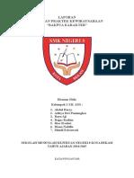 KWU laporan usaha