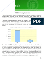 CPF (Central Provident Fund) Trends