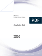 IBM DB2 10.5 for Linux, UNIX, And Windows - Globalization Guide