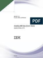 IBM DB2 10.5 for Linux, UNIX, And Windows - Installing IBM Data Server Clients
