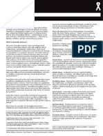Factsheet 6 Family and Domestic Violence