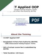 C#.NET Applied OOP-Batch-2.ppsx