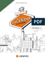Zalando Annual Report 2015 e s 1