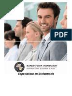 Especialista en Biofarmacia