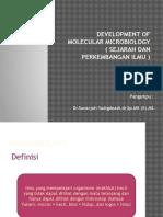 PPT DEVELOPMENT OF MOLECULAR MICROBIOLOGY.pptx