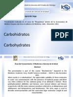 Clase Izquierdo Carbohidratos