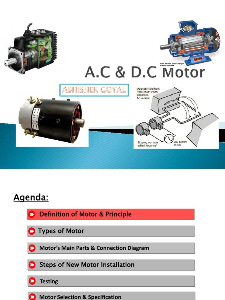 05 Motor Abhishek Goyal
