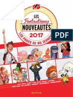 Catalogue 2017 Dupuis