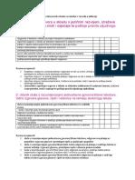 Procjena Usvojenosti Odgojno Obrazovnih Ishoda Za Učenika v Razreda u Inkluziji