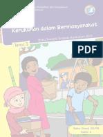 Buku Siswa SD Kelas 5 Tema 3 Kerukunan Dalam Bermasyarakat