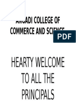 Angadi College of Commerce and Science