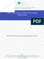 Chemistry 2008 Unsolved Paper Outside Delhi.pdf