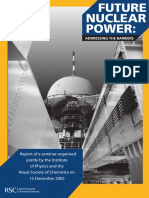 Nuclear Power Report Web