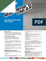 Mapewrap g Uni-Ax