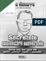 94185141 Secretele Convorbirii Nonverbale
